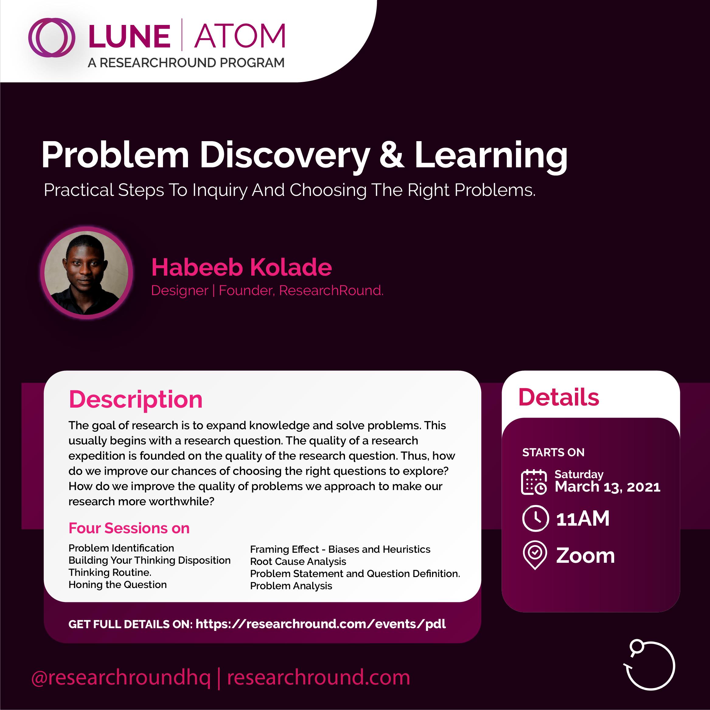 LUNE ATOM | RESEARCHROUND | HABEEB KOLADE