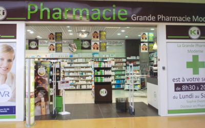 Grande Pharmacie Moderne