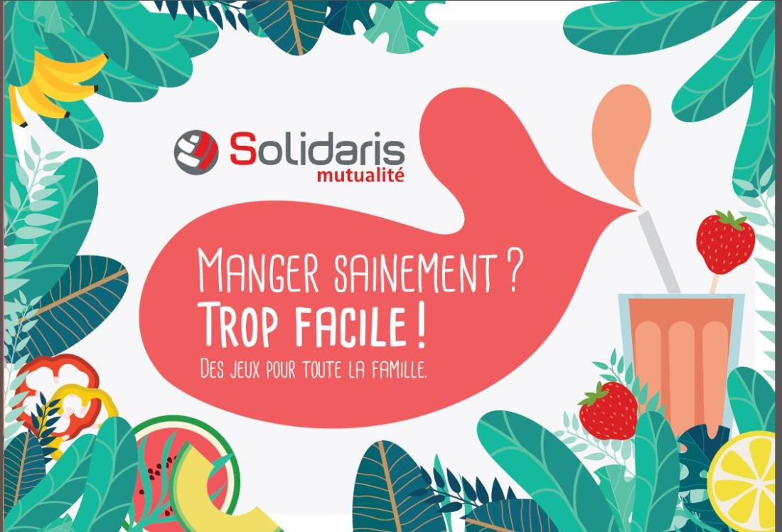 manger sainement ?Trop facile