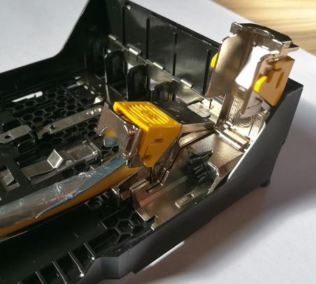 Legrand Cassette 6 RJ45 LCS3 Connecteur Montage