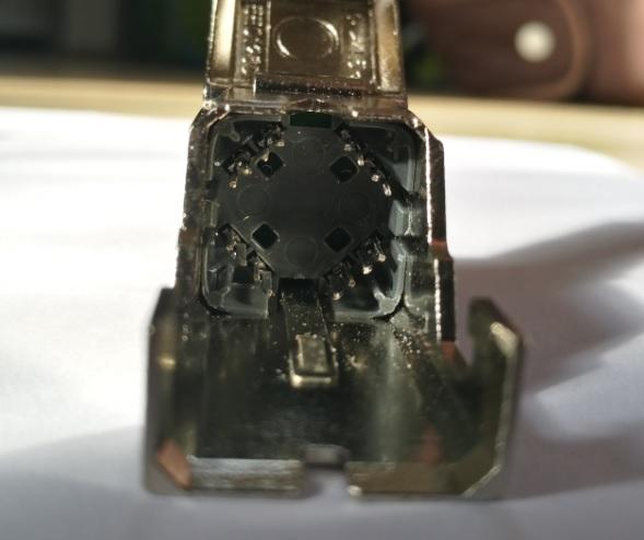 Legrand Connecteur 6A LCS3 Isolant