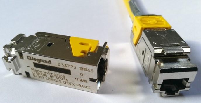 Legrand Connecteur 6A LCS3