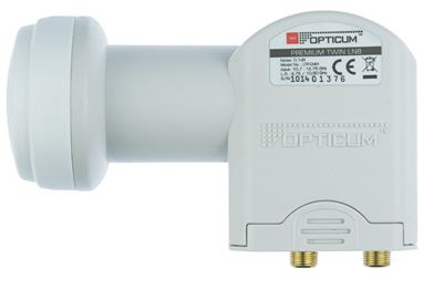 Opticum Twin LNB