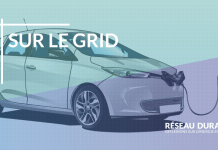 vehicle grid - Reseau Durable
