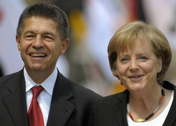 image big 70647 Les Mémoires de l'ancien chancelier allemand Helmut Kohl pourraient enterrer la carrière de Merkel