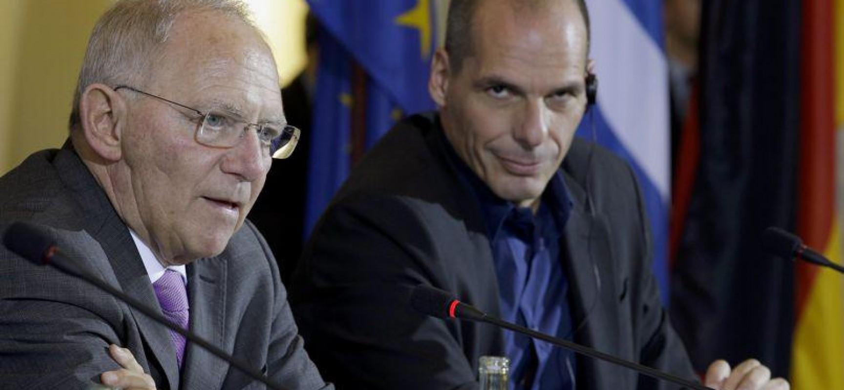 Menace de putsch en Grèce