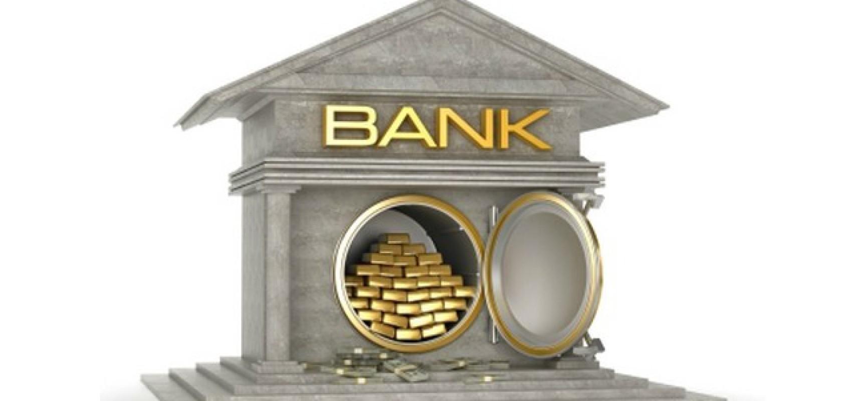 Stockage d'or : HSBC supprime tous ses coffres à Londres (un signe pour ceux qui raisonnent !!)