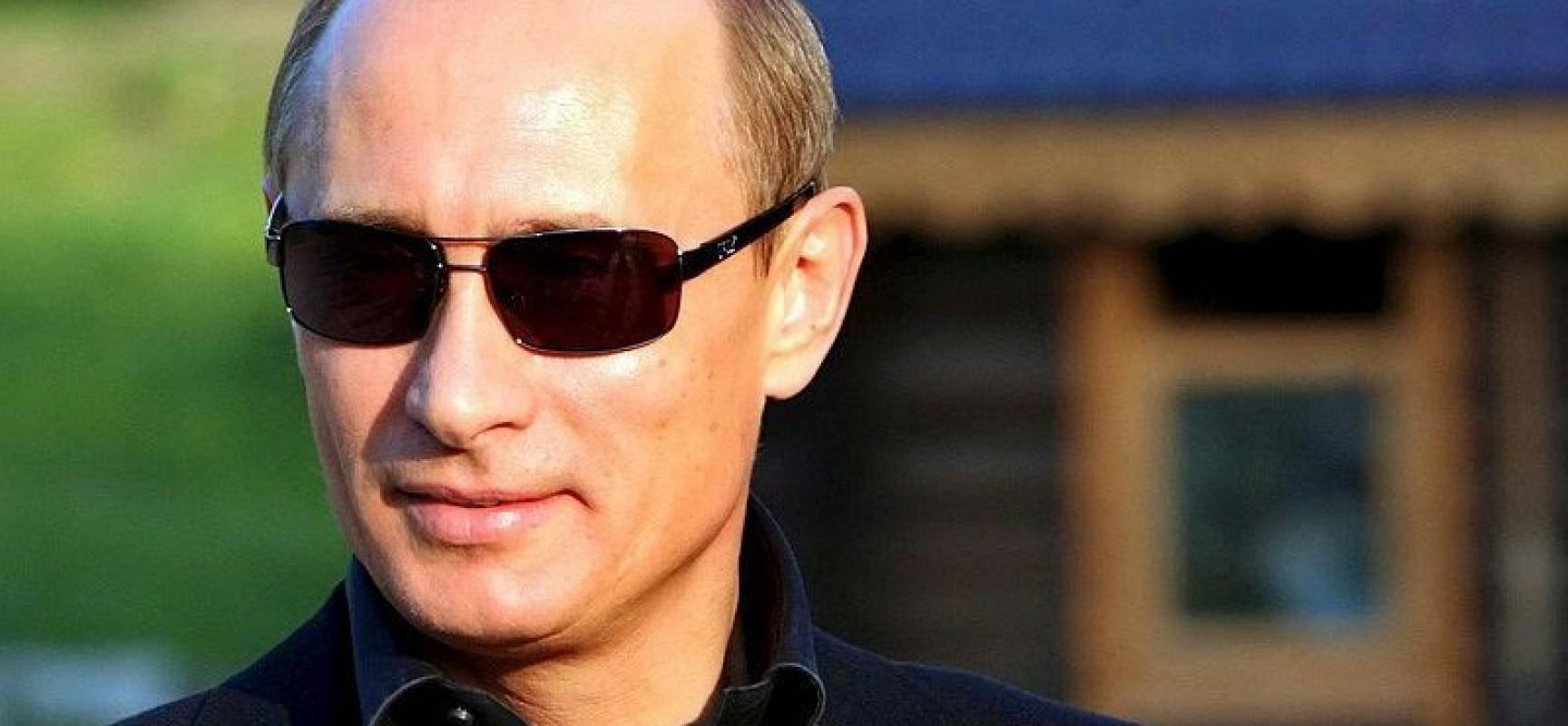 Pendant qu'on le cherchait partout, Poutine était en train de mener une révolution tranquille