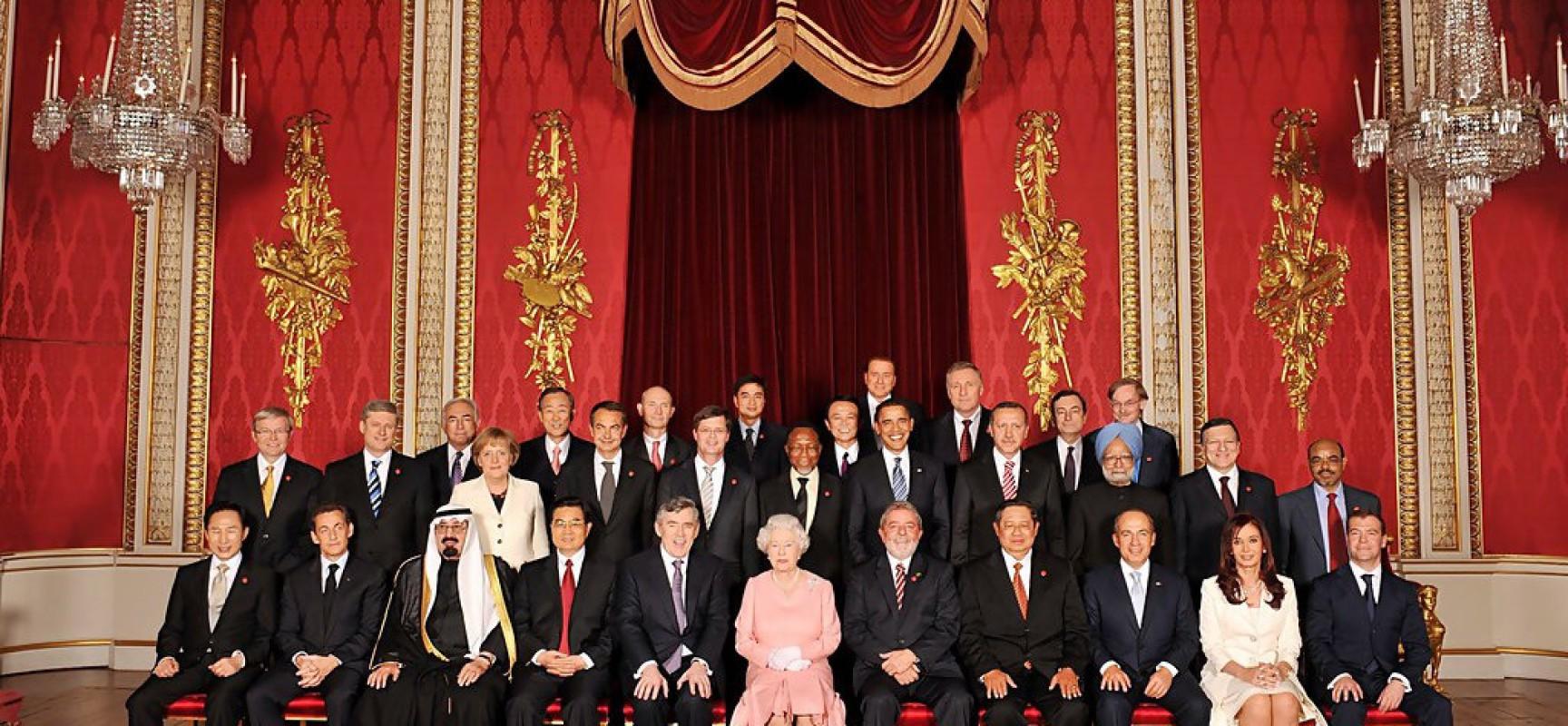L'idéologie du Nouvel Ordre Mondial