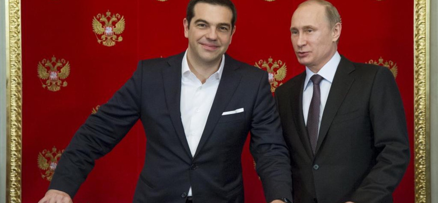 Pourquoi Moscou est opposé au Grexit