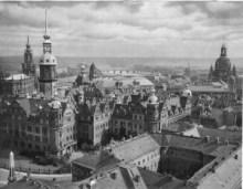 Dresde à la veille de la Seconde Guerre Mondiale.