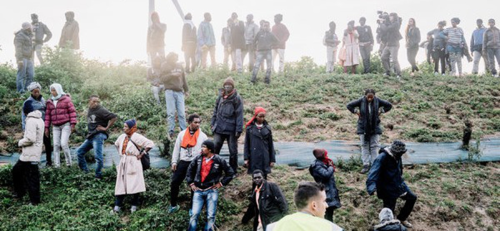 Les migrants de Calais : une énigme
