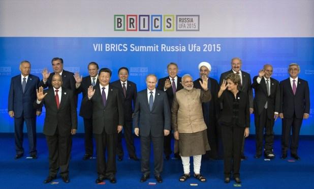 VII BRICS and SCO in Ufa L'histoire de deux ordres mondiaux