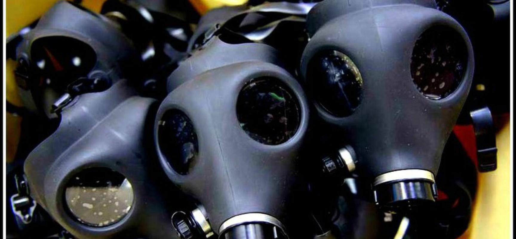 Le gouvernement se prépare à des attaques chimiques