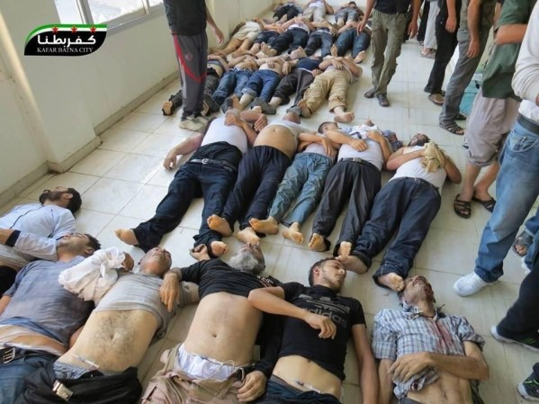 Syrian-victims