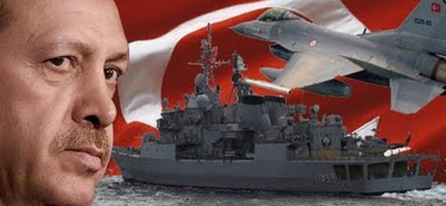 Erdogan a-t-il tiré le ticket gagnant de celui qui va déclencher la 3ème Guerre Mondiale ?