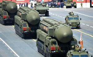 Complexes RS-24 Iars sur des MAZ-7917. Crédits : kremlin.ru