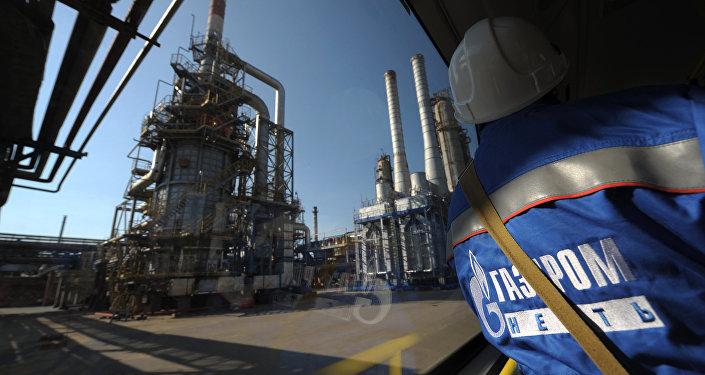 Pourquoi le gaz liquéfié US ne menace pas la position de la Russie dans le marché européen  © SPUTNIK / GRIGORIY SISOEV