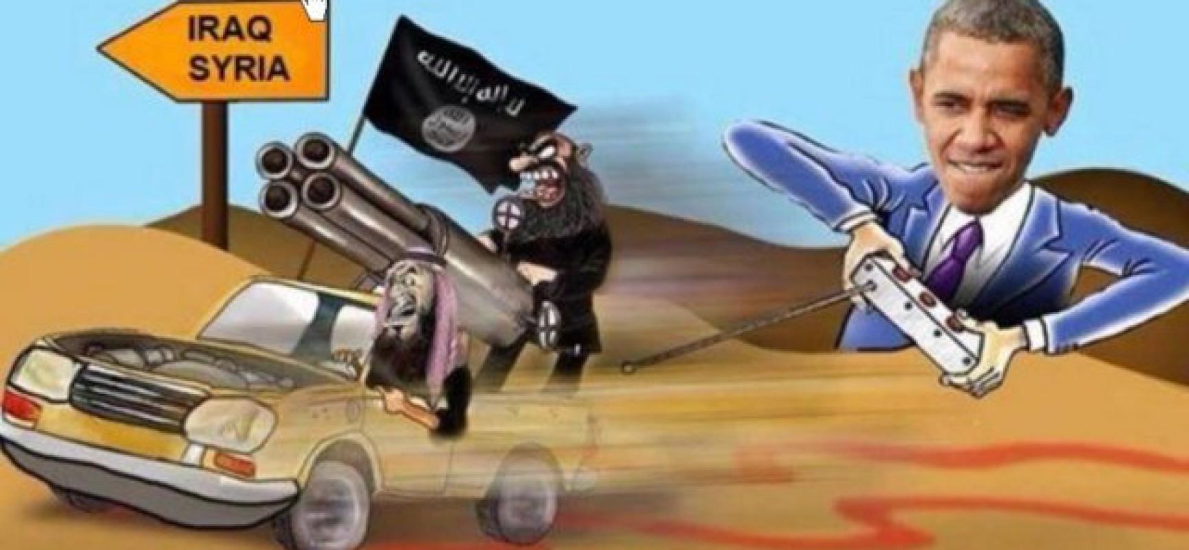 Le Hezbollah capture un officier de la CIA commandant Al Nosra à Alep