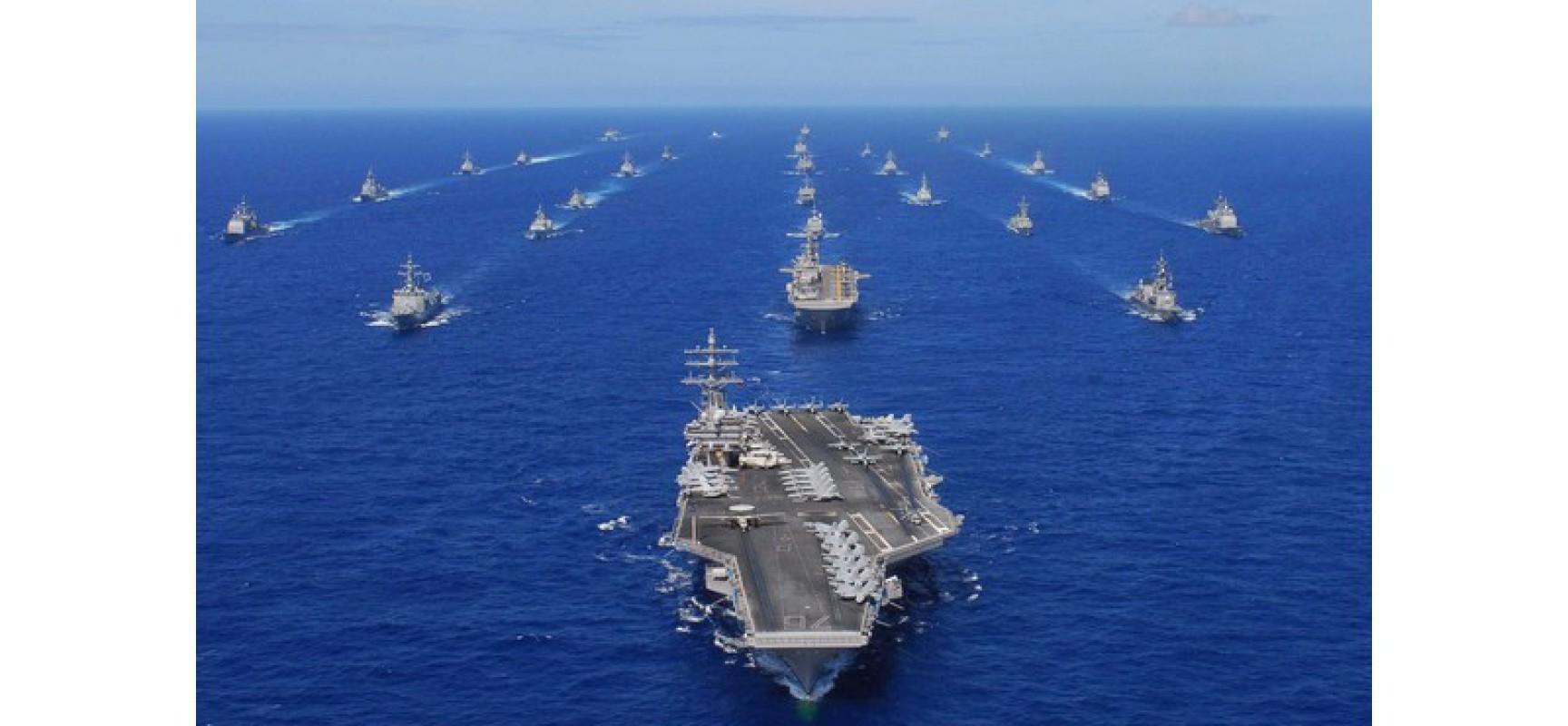 Le plan raté de l'invasion de la Russie par l'OTAN à partir de la mer Noire