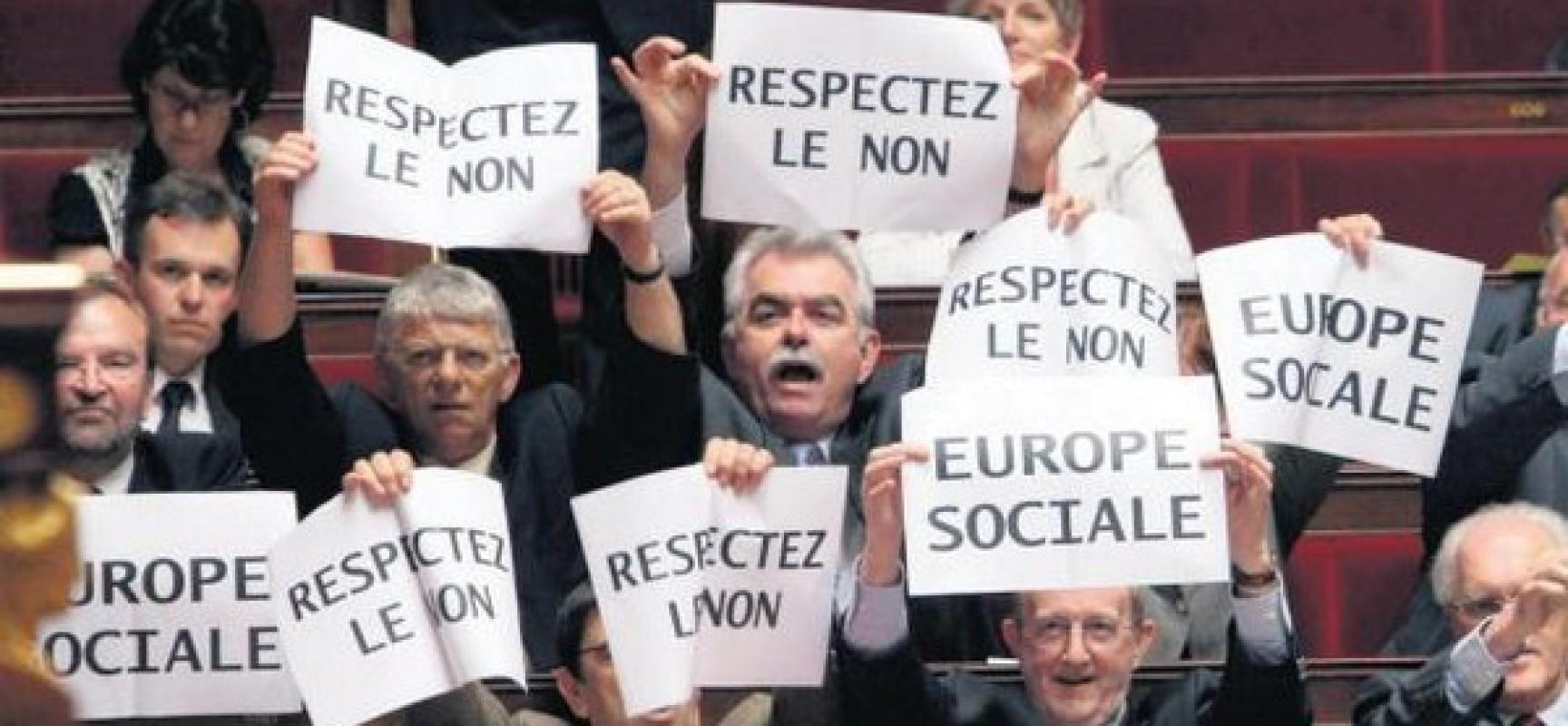 Une révolution a eu lieu au cœur de l'Europe