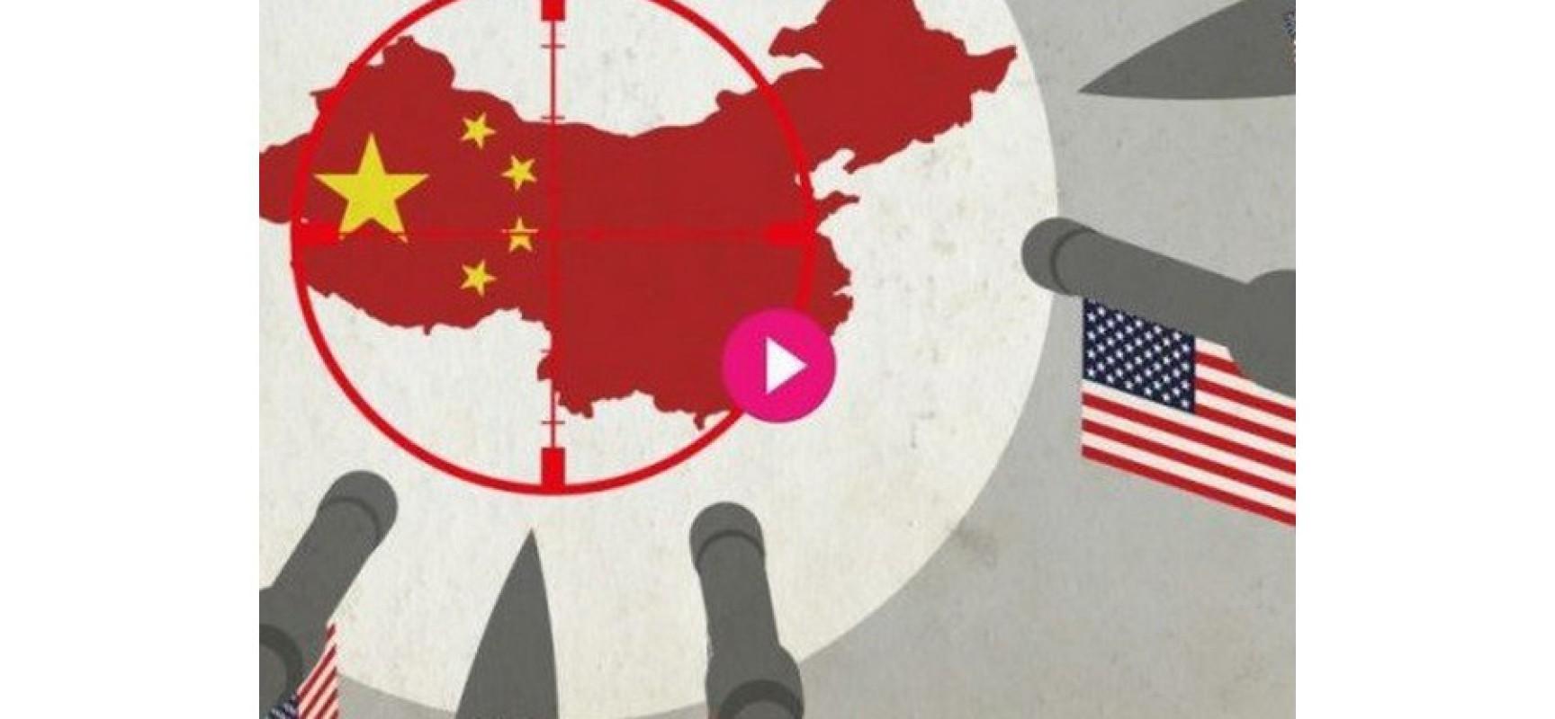 Documentaire : «La Guerre à venir contre la Chine» (Foreign Policy In Focus)
