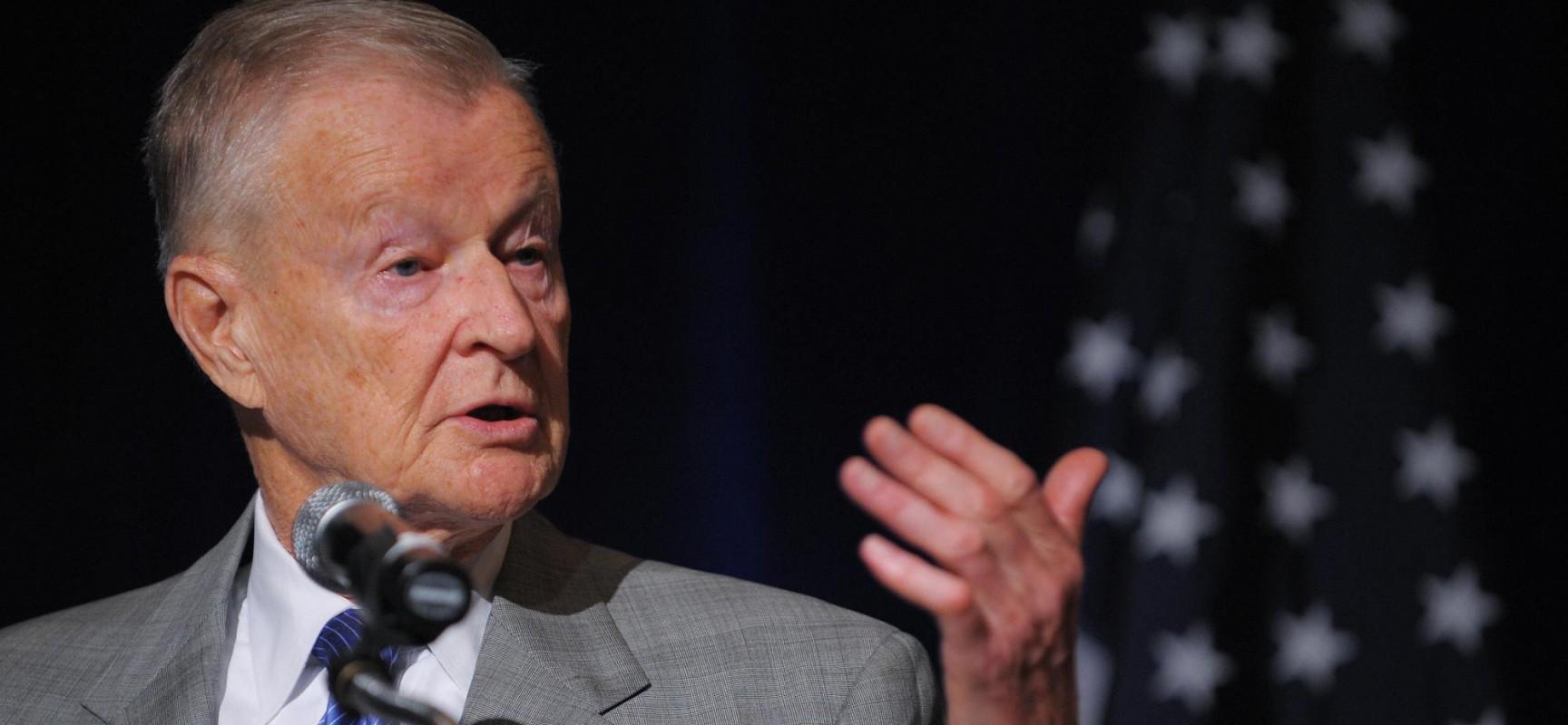 Brzezinski et le monde demain
