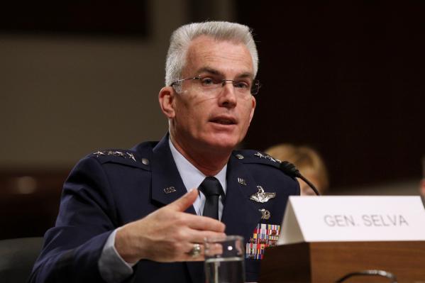 Le général Paul Selva, commandant adjoint de l'Etat major US©Washington Post
