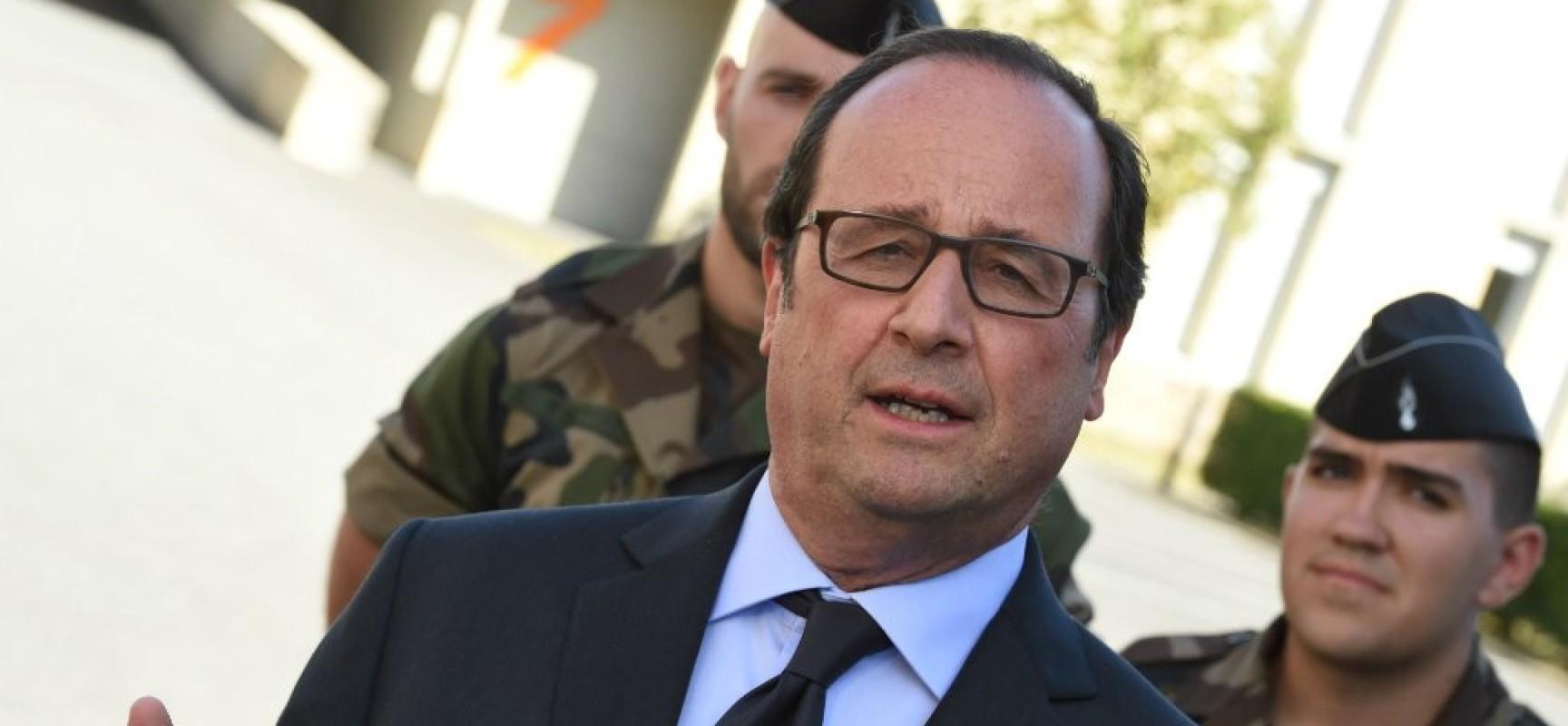 Hollande, mis en cause pour des assassinats, en route vers la CPI