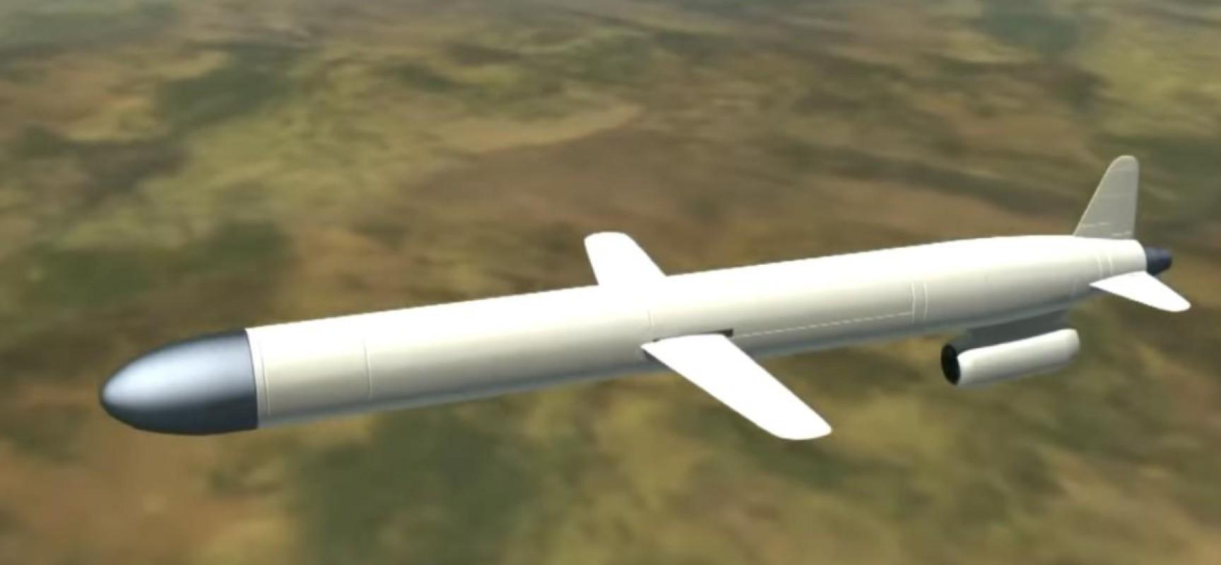 Un missile de croisière russe unique et redoutable
