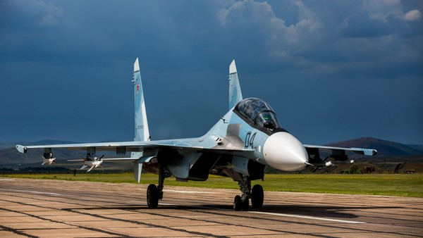 Plane-Su-30-SM-Russian-fighter-1920x1080