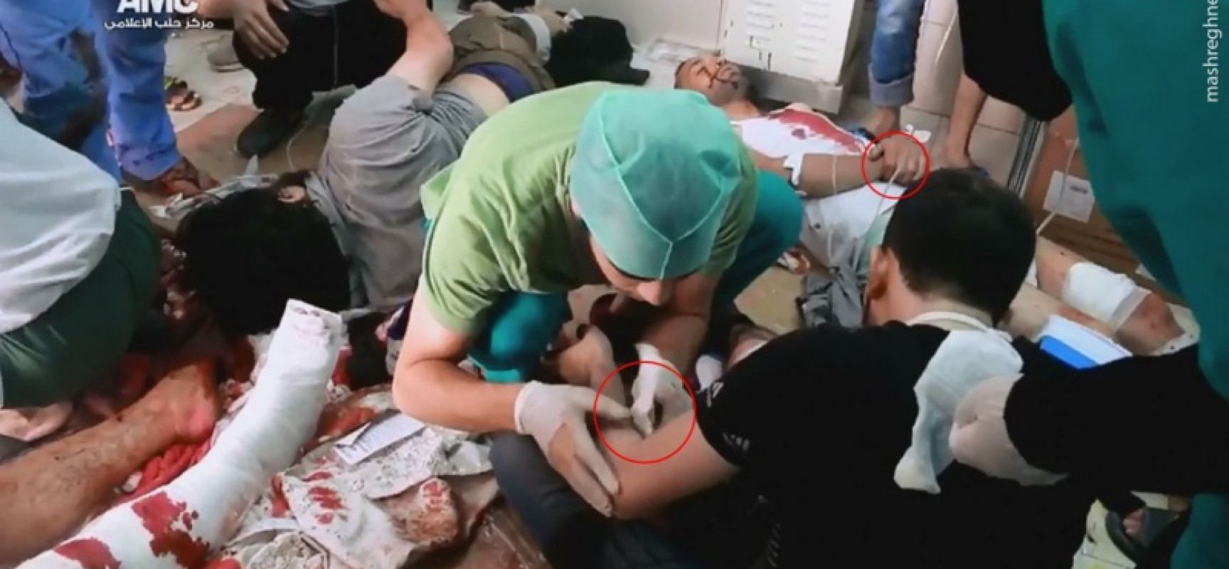 Découverte à Alep d'un trafic d'organes passant par la Turquie
