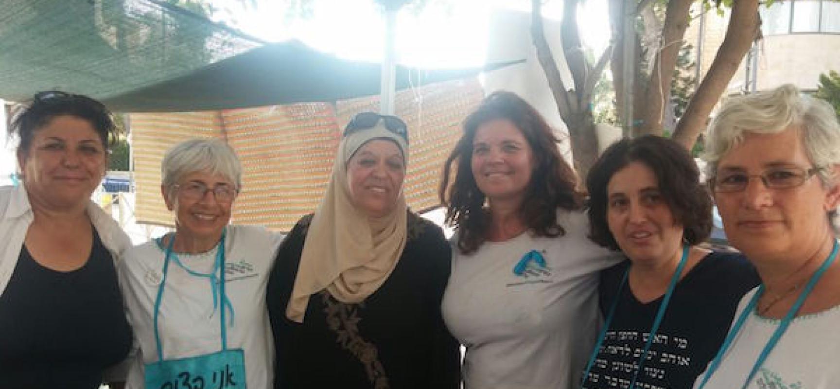 Israël/Palestine : Les peuples rompent la spirale de la haine