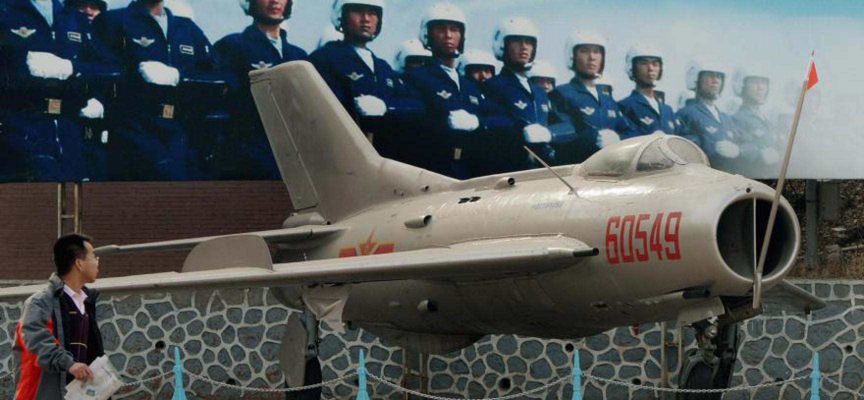 La Chine continue à s'armer plus vite que les autres