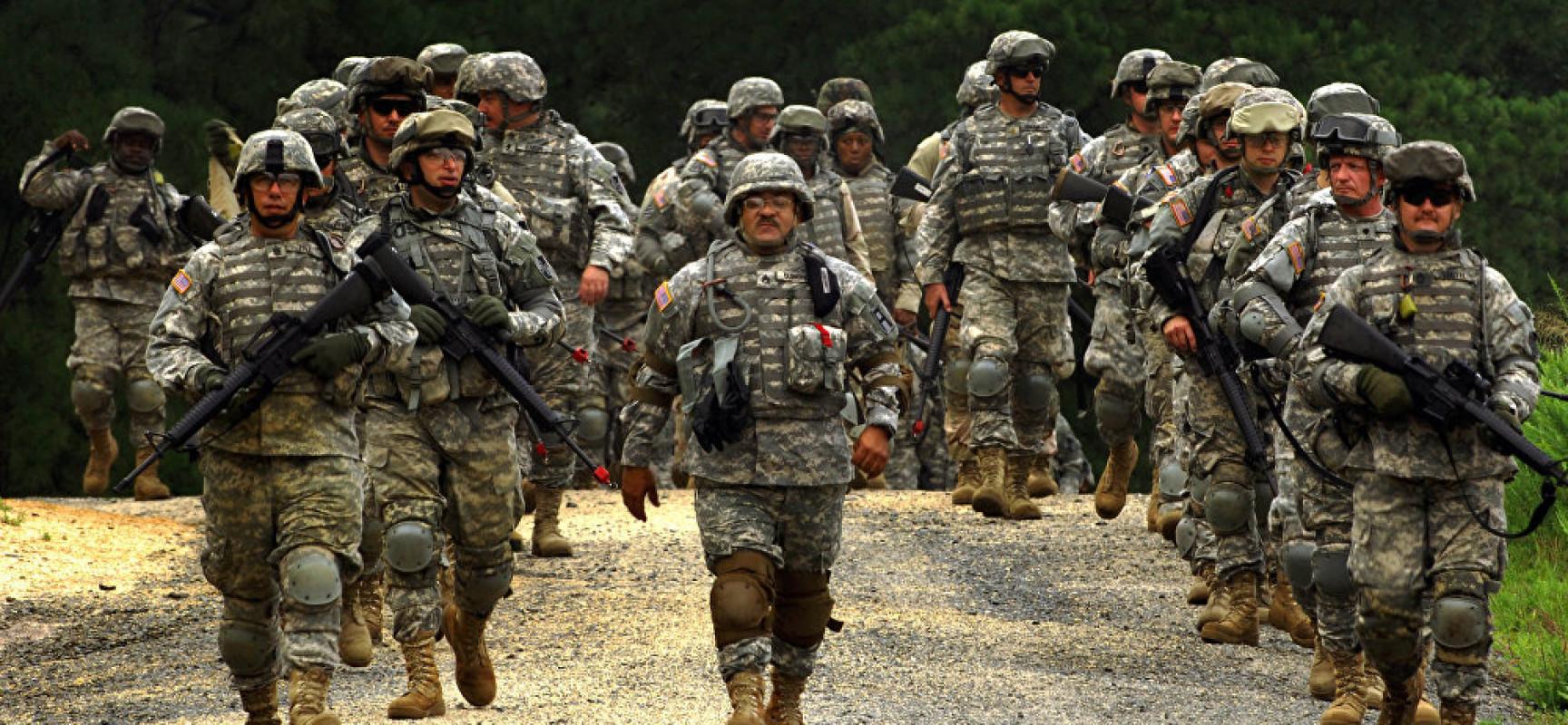 Le Pentagone veut muscler sa présence en Syrie