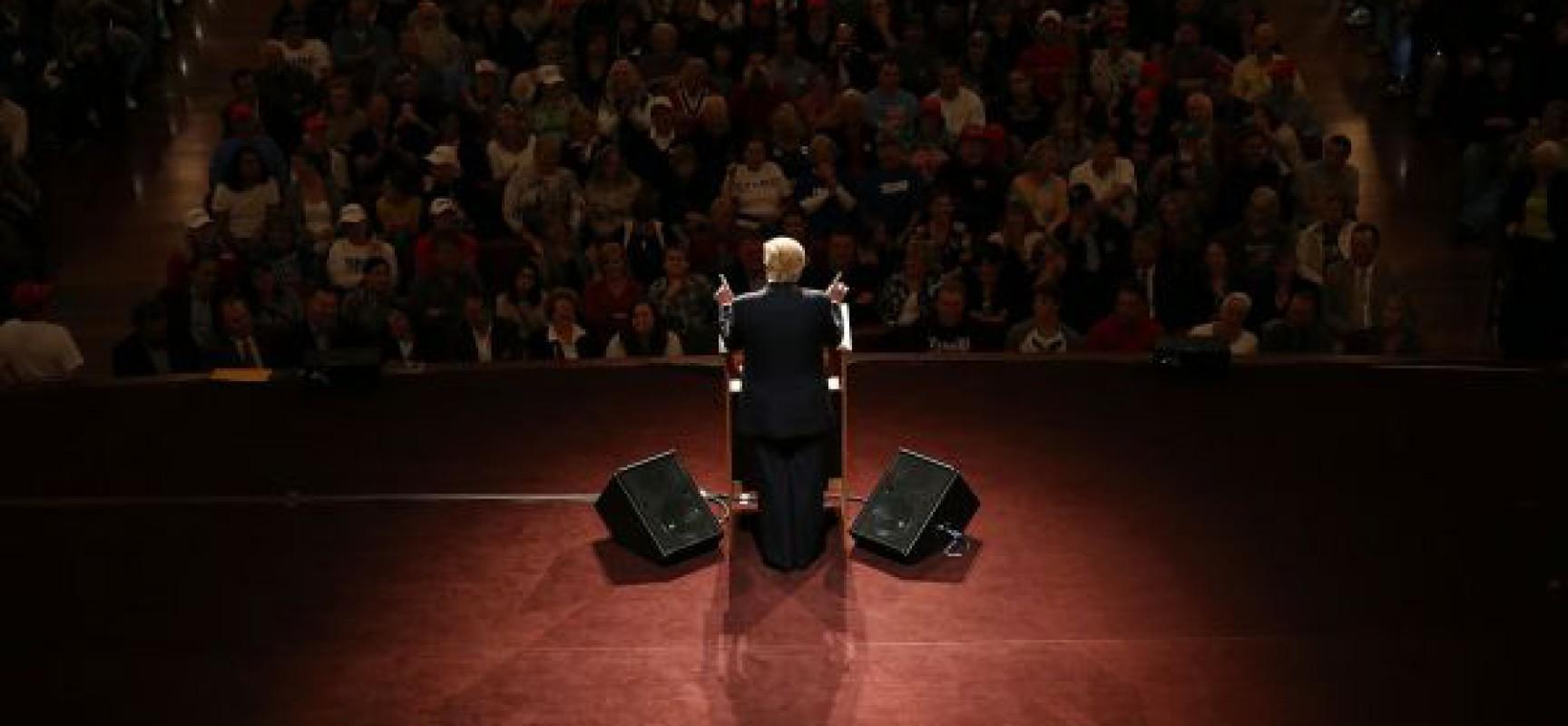 La disparition du président Trump  (Paul Craig Roberts)