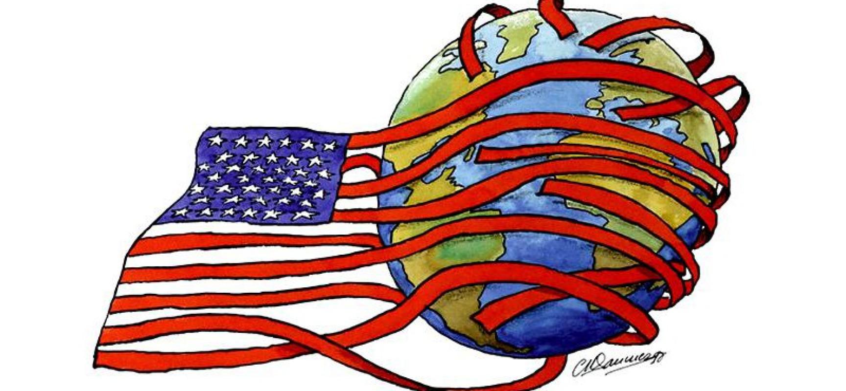 L'empire américain en marche