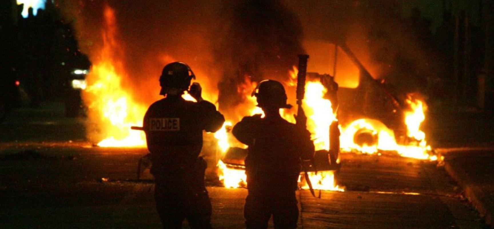 La fin de l'Etat moderne et la guerre civile