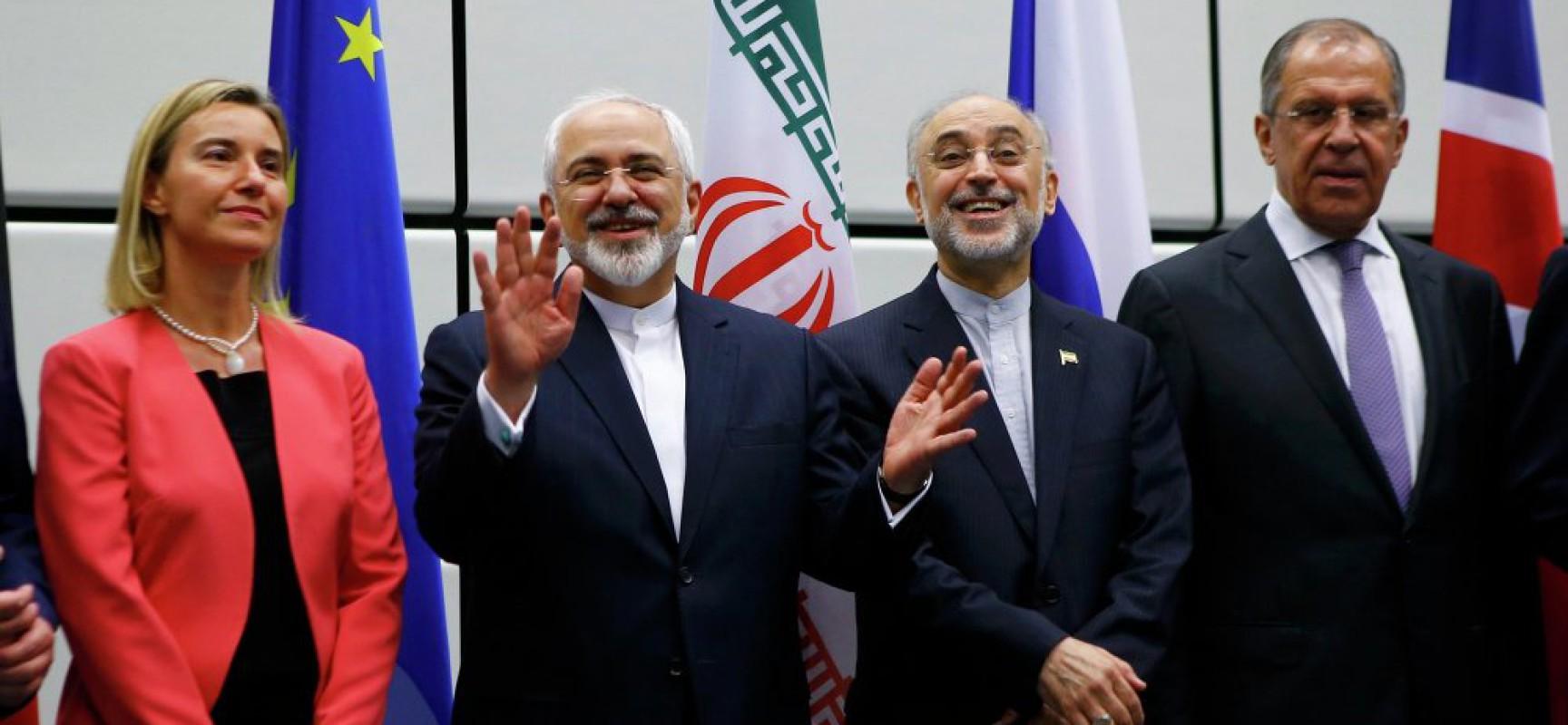 L'accord nucléaire iranien devient un cocktail atomique