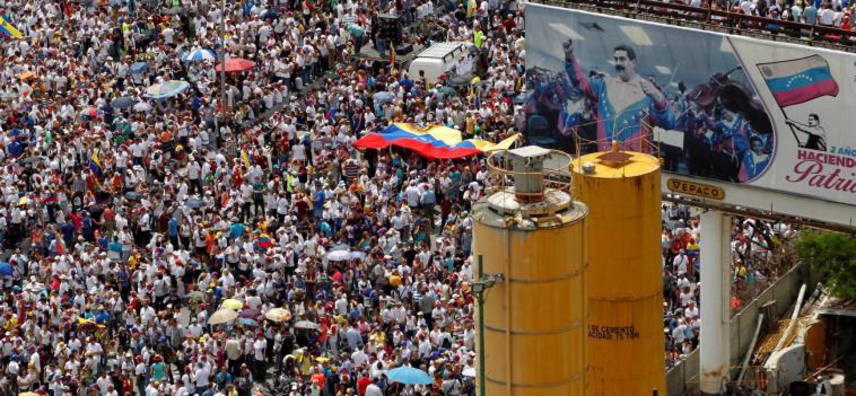 Trump ne va pas envahir le Venezuela…