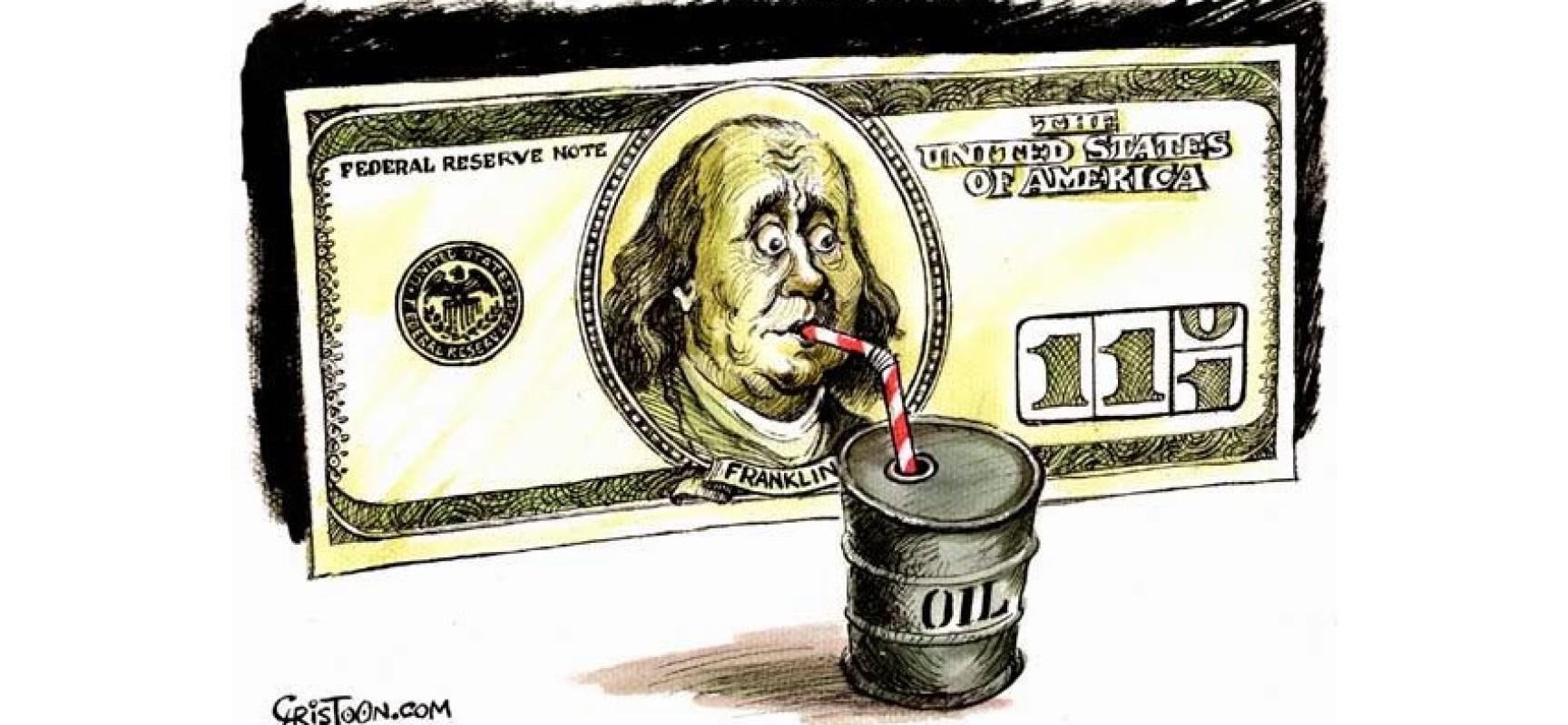 Le pétro-dollar sous pression
