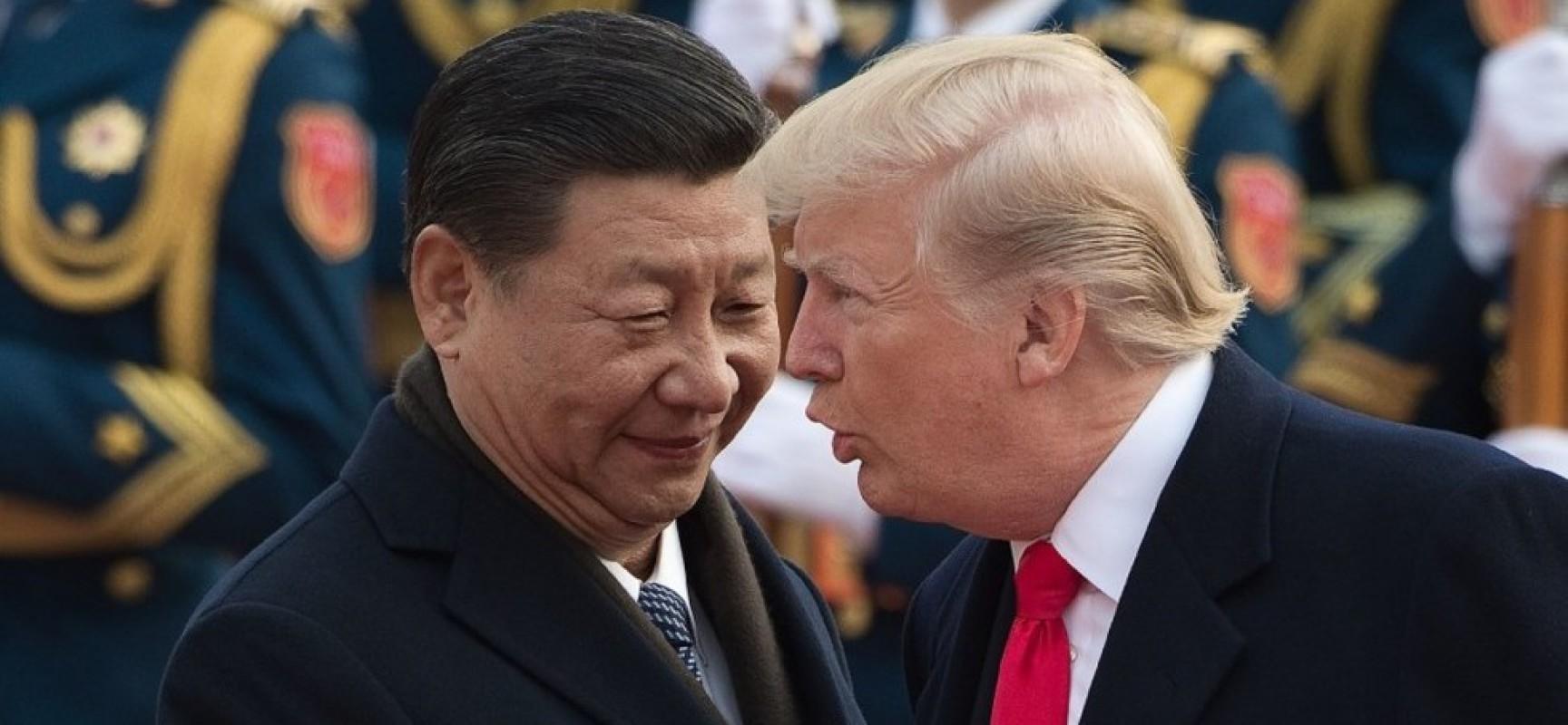 Trump humilié en Chine lors de la visite de Pékin souligne le nouvel ordre mondial en Asie