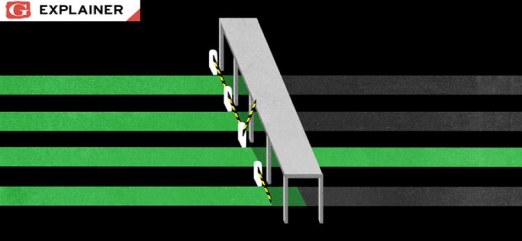 La fin de l'Internet ouvert et le retour à l'âge des ténèbres (Counterpunch)