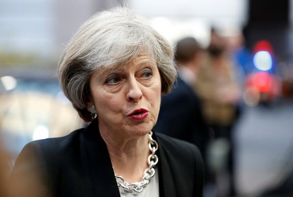 La victoire du Parti conservateur ressemble à une victoire à la Pyrrhus © REUTERS/ Francois Lenoir