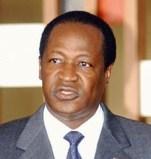 Blaise Compaore, l'ancien Président du Burkina Faso soupçonné d'avoir assassiné Thomas Sankara. Agência Brasil/Wikimedia, CC BY-SA