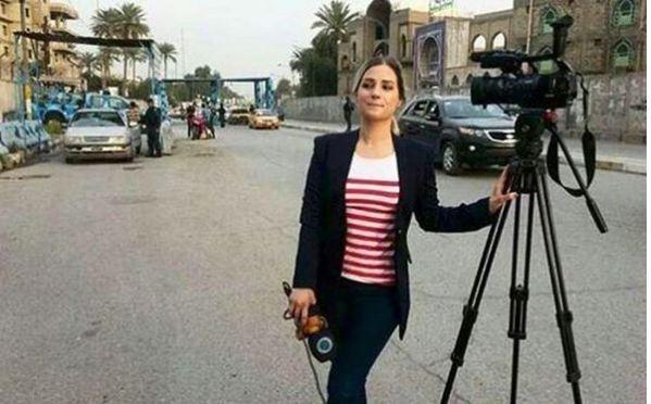 journaliste Iran 20180111