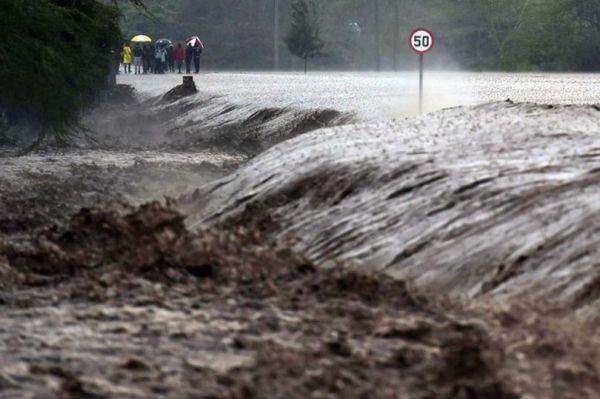 Kenya has suffered terrible torrential rains in recent days (Photo: Tony Karumba / AFP)