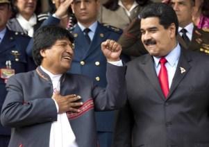 """Evo Morales : """"l'agression interventionniste des États-Unis était encore latente"""""""