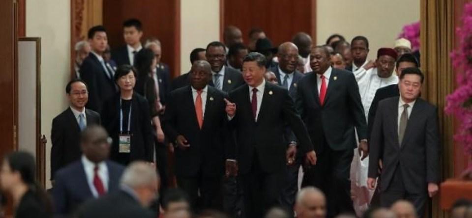 Forum sur la coopération sino-africaine