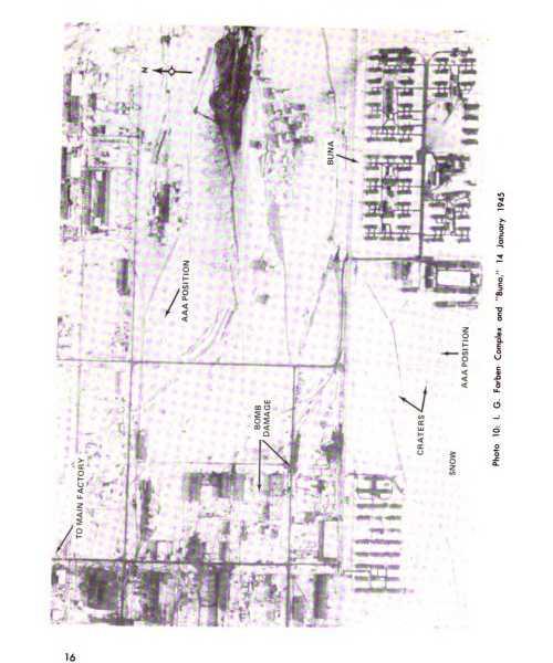 IG Farben après le bombardement